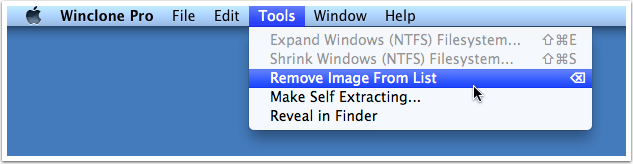 "Select ""Make Self Extracting.."" from the Tools menu"