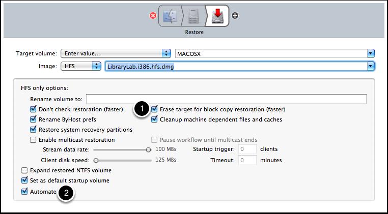 Configure task.